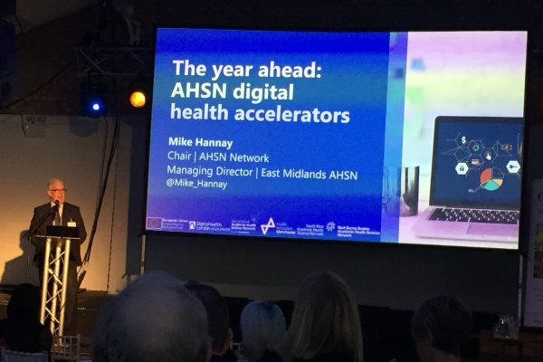 Digital Health Accelerator Launch