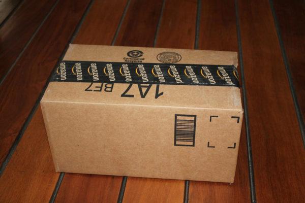 Amazon Delivery Pixabay