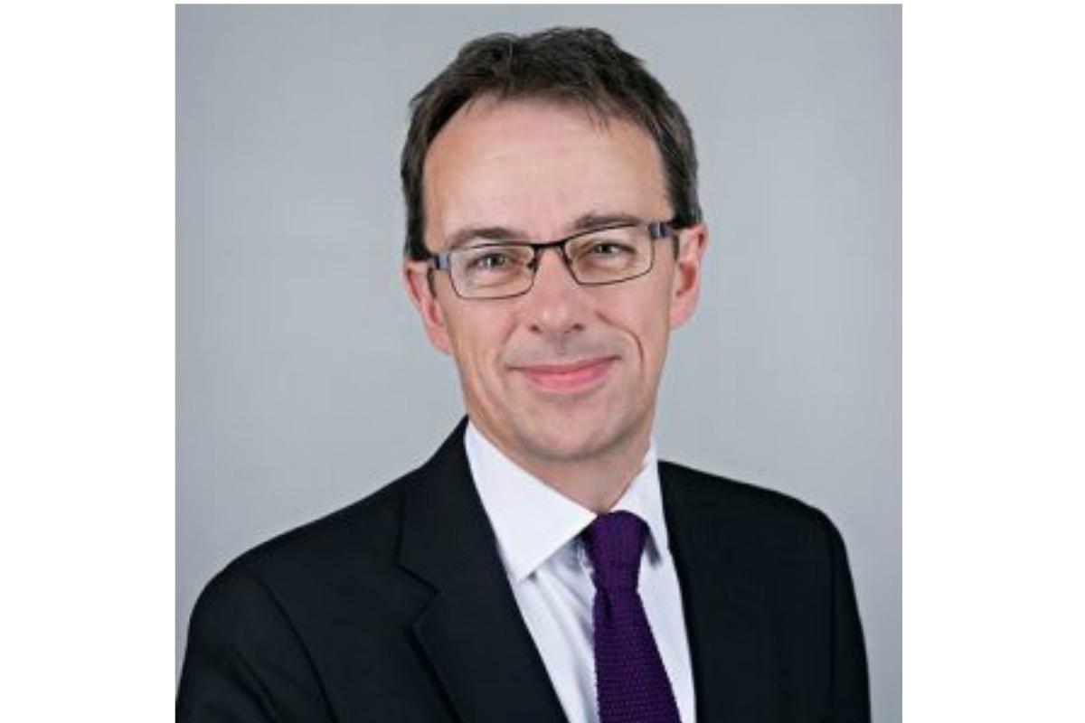 AHSN Vice Chair Piers Ricketts