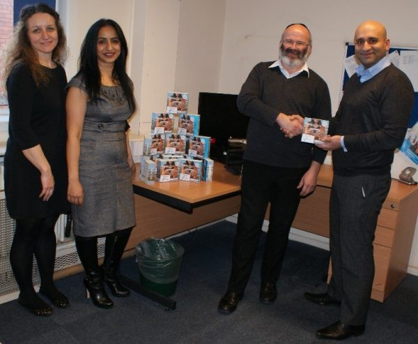 Health Innovation Manchester distributes AF detection devices to Bury CCG