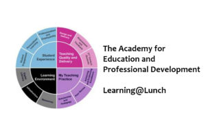 Academy Learning at Lunch Events