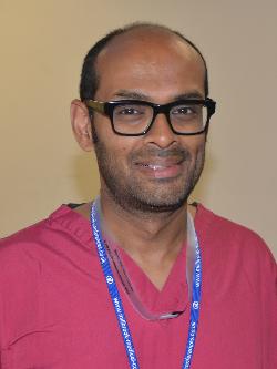 Cardiovascular Research Domain Clinical Lead Dr Jaydeep Sarma