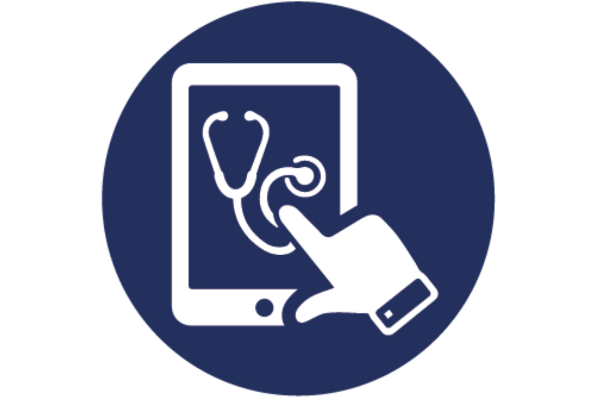 Digital Health Icon