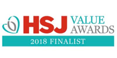 HSJ finalist logo