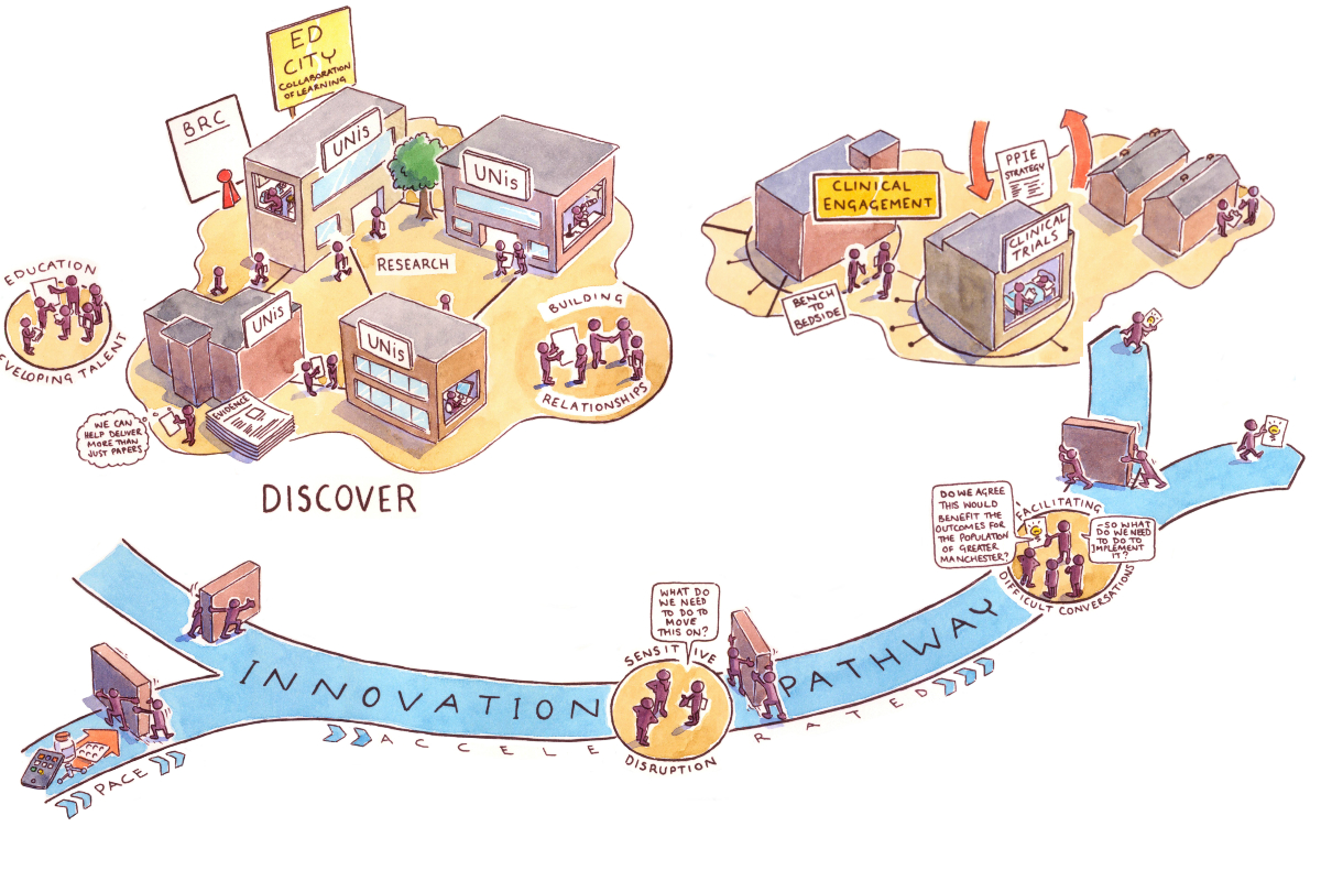 Innovation Pathway Diagram