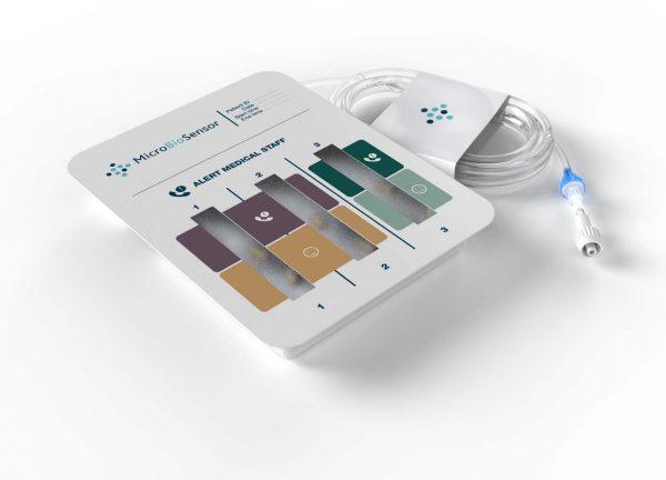 Microbiosensor's PD Safe Device