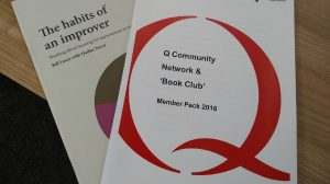 Q Community Book Club Launch