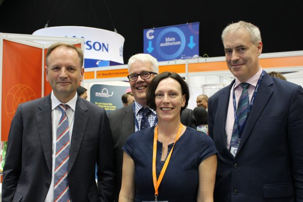 Simon Stevens, Mike Hannay, Tara Donnelly, Ian Dodge - Confed18