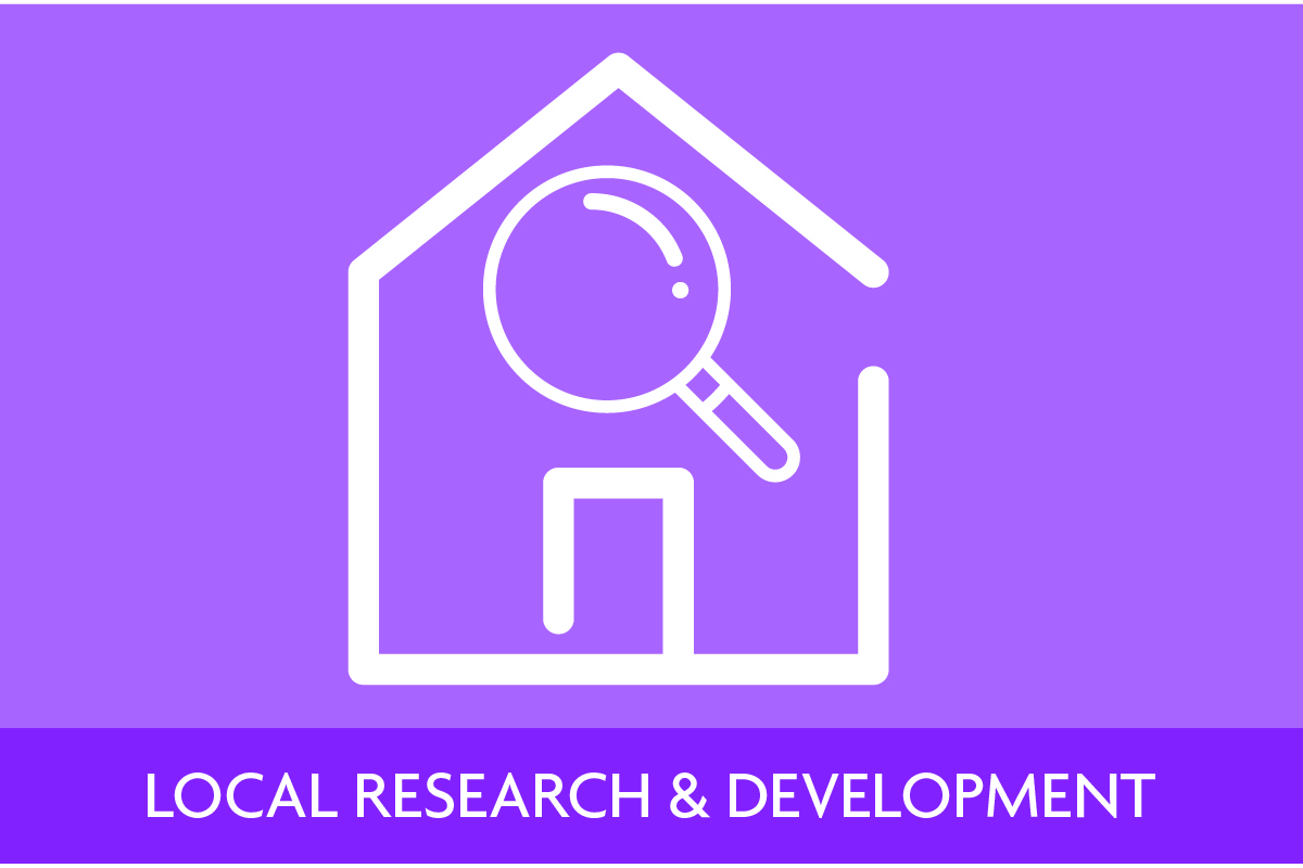 Local Research and Developments Icon