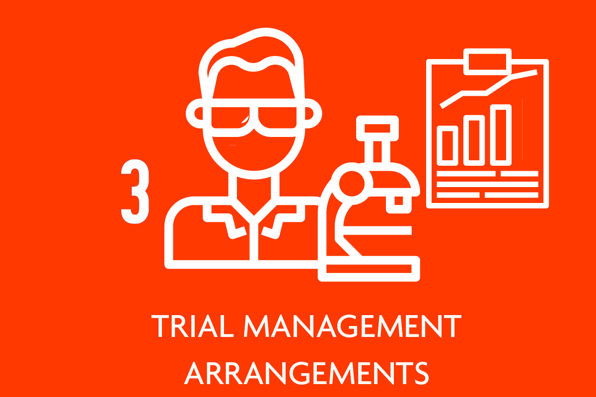 Trial Management Icon