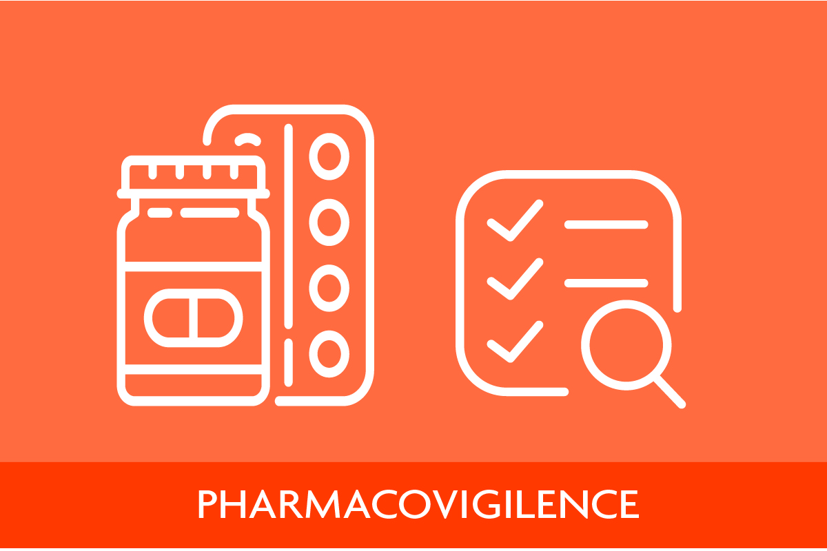 Pharmacovigilence Icon