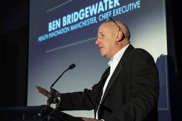 GM CRN Awards 2018 - Ben Bridgewater