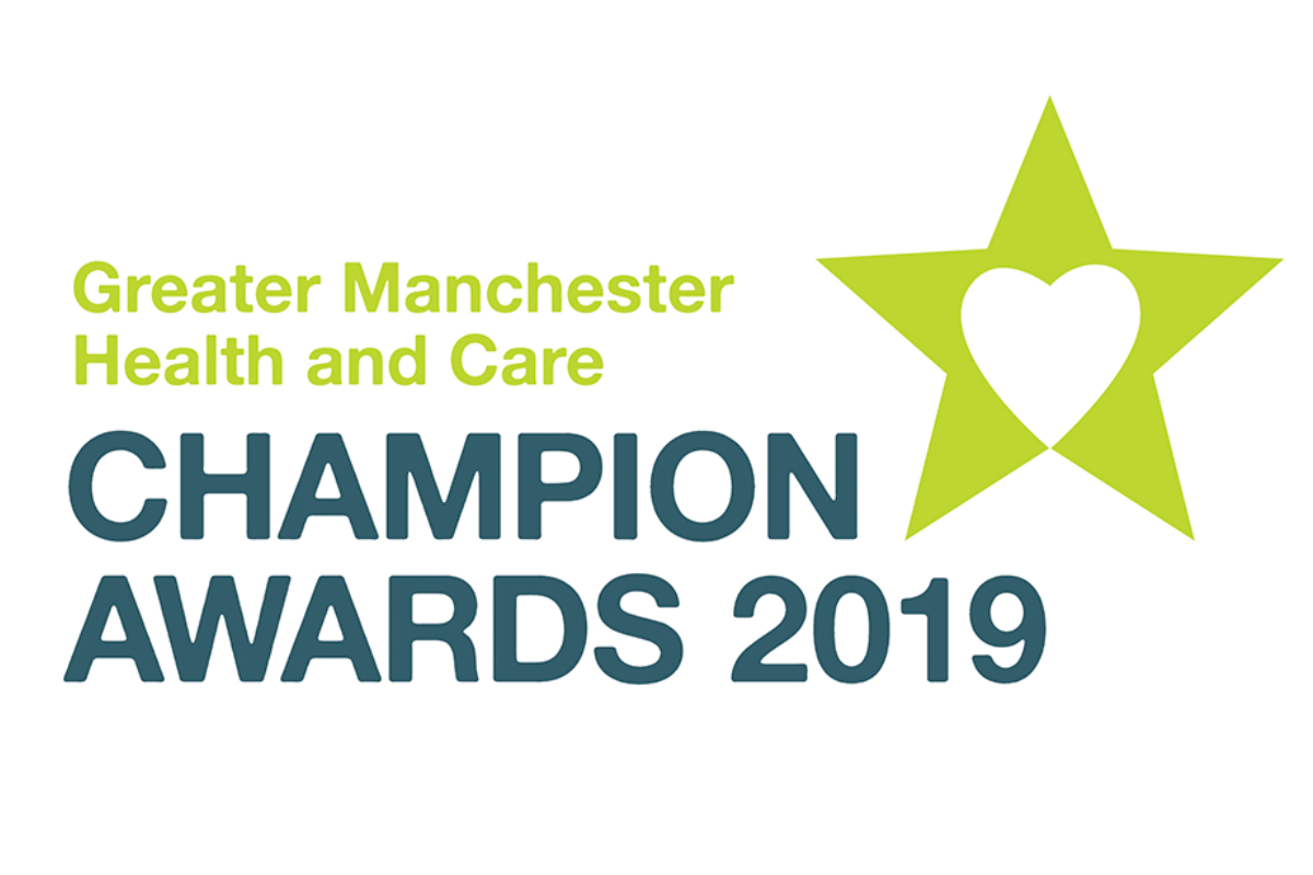 GM health and care champion awards 2019