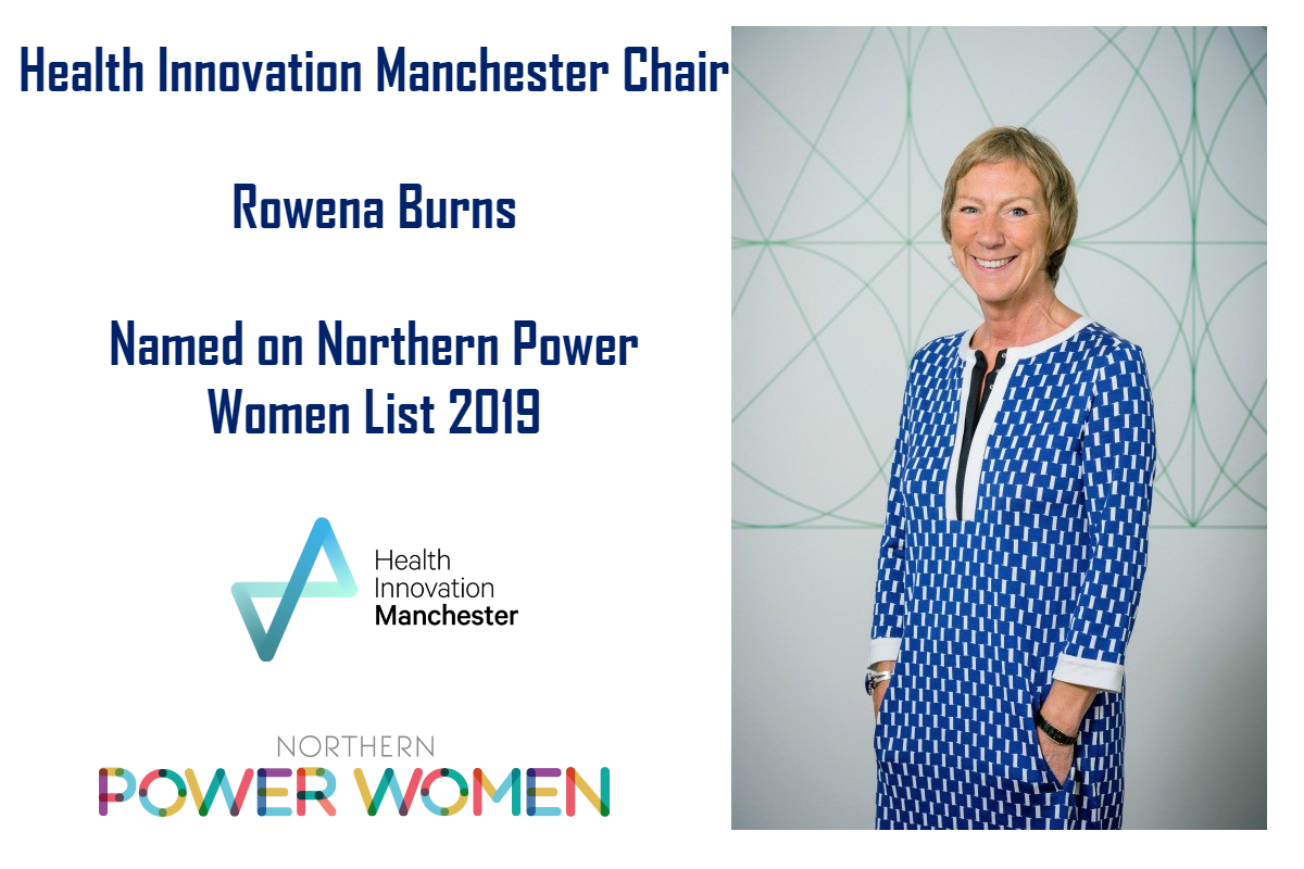 Rowena Burns Northern Power Women