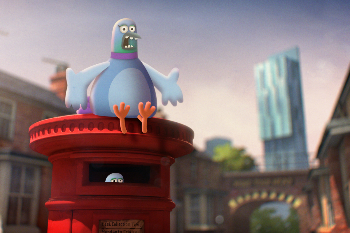 COPD Aardman Animation Still