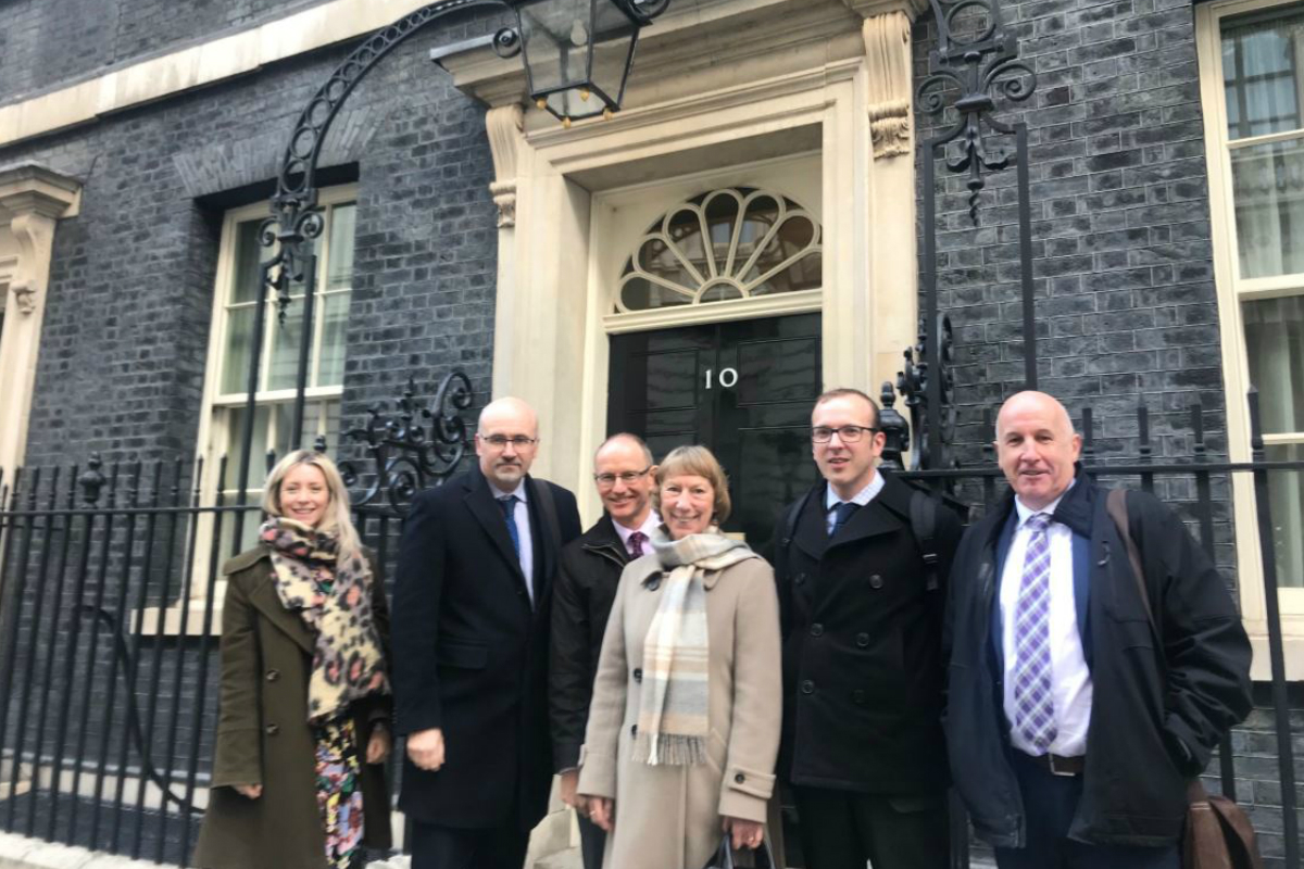 Industrial Strategy at Downing Street