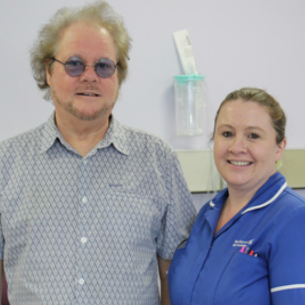 ERAS+ Stockport Patient Story Chris Arnfield