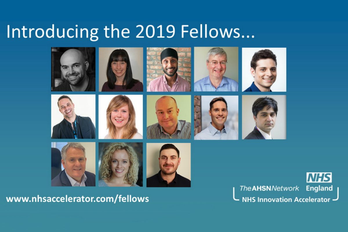 NHS Innovation Accelerator Launch Fellows