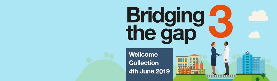 Bridging the Gap 3 Advert