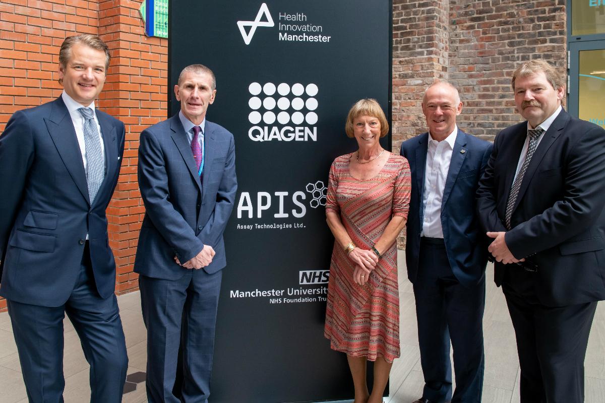 APIS launch