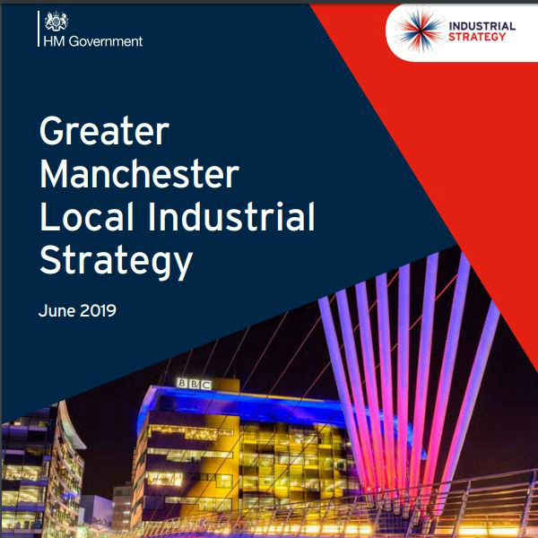 Greater Manchester Local Industrial Strategy