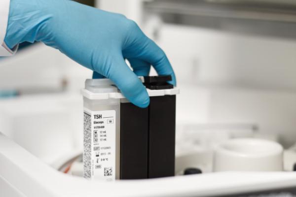 Roche Elecsys Troponin T-hs test