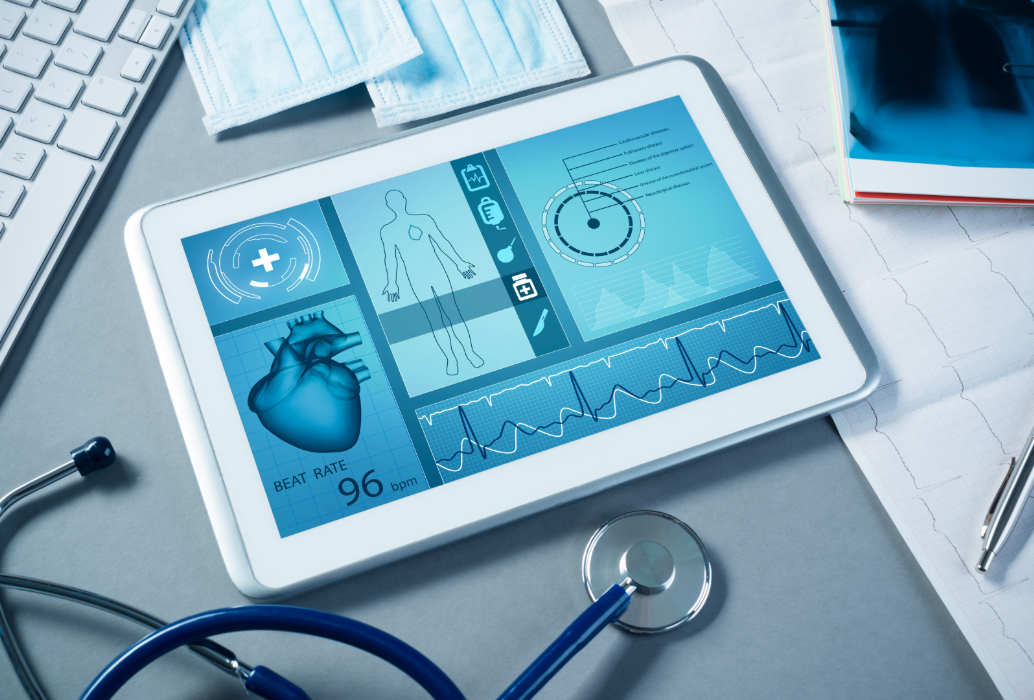 Digital healthcare device