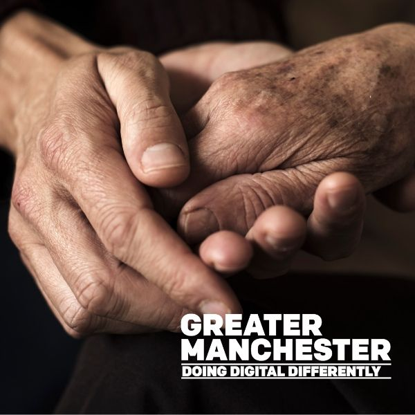 Frailty Greater Manchester Doing Digital Differently