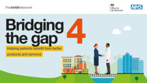 bridging the gap 4 advert