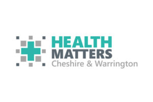 Cheshire Warrington Health Matters Launch Logo
