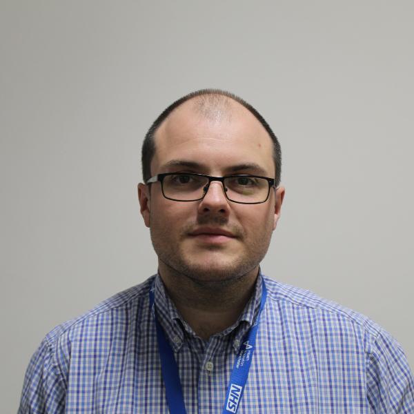 Chris Haigh, Pharmacist