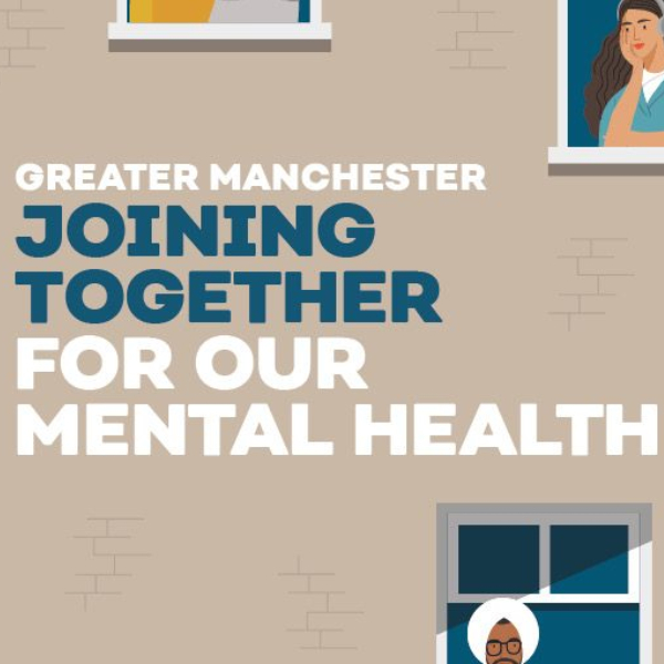 Greater Manchester Joining Together for our Mental Health