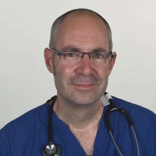 Dr Brendan McGrath