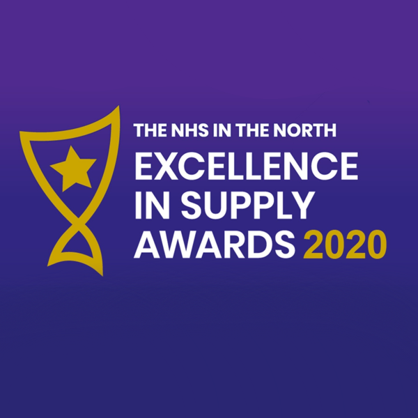 The NHS In the North Excellence in Supply Awards 2020 Logo
