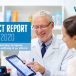 HInM Impact report cover 2019/2020